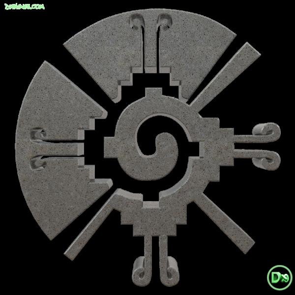 3D-Logo-Design-Hunab-ku-Design-by-dxsigner-design-agency-Bretagne