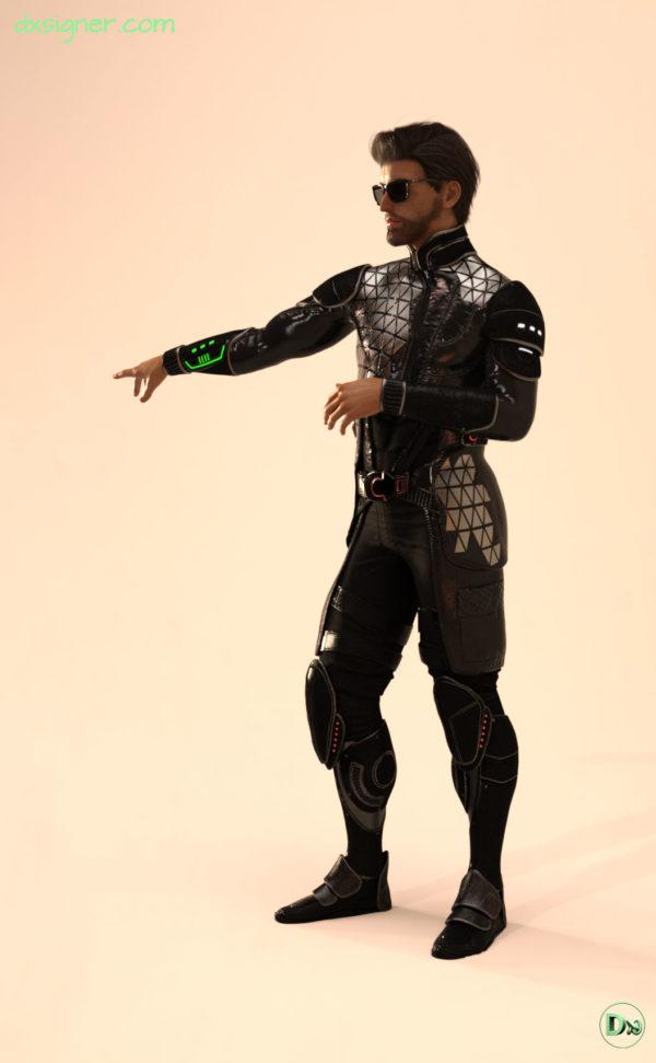 01-Personnage 3D photoréaliste Rendu sans montage Dxsigner-design-character-creator-animate-3D-jeux-vidéo-game-virtual-influencer-mascotte-mode-photorealistic-render-mode-lifestyle-shooting-photo-RENDU-HD-3