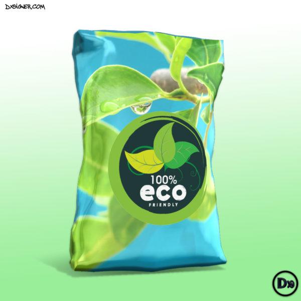 Dxsigner - Designer Consultant en Design produit, packaging, Visualisation 3D | Bretagne, Finistère Brest, Quimper - Sachet & Emballage Ecologique