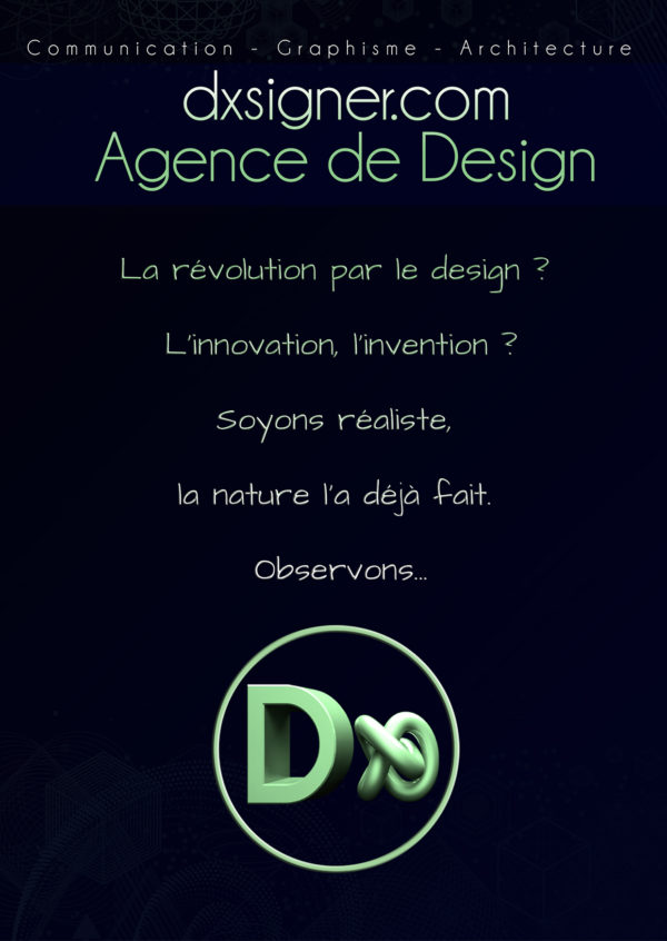 ffiche & Flyer Design by Dxsigner Graphic design en Bretagne Finistère graphiste - Branding - Product design - Motion design - Architecture - écologique