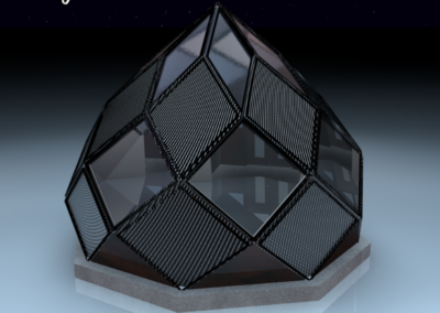 Maison autonome Bretagne - Zome construction constructeur 2019 DX-BIOHOME-ABUNDANCE-CITY-LUX - 28m2-(DOS)-design-by-dxsigner-Architecture-ecologique