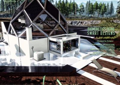Maison autonome Bretagne - Zome construction constructeur 2019 DX HOME-Abundance-Simulation-System-Architecture-biomimetics-design-by-dxsigner-1K-001