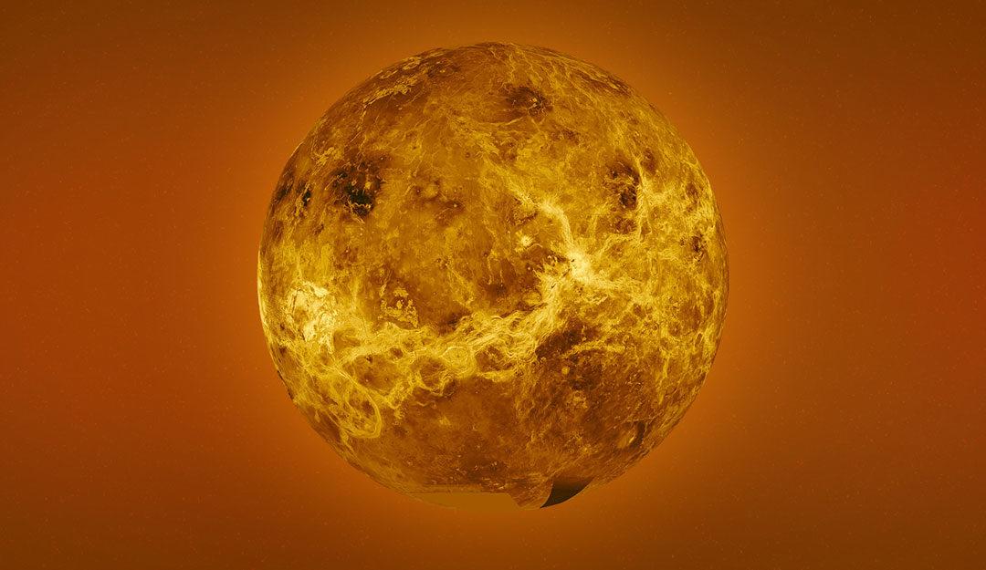 Venus habitable il y a 700 millions d'années ?