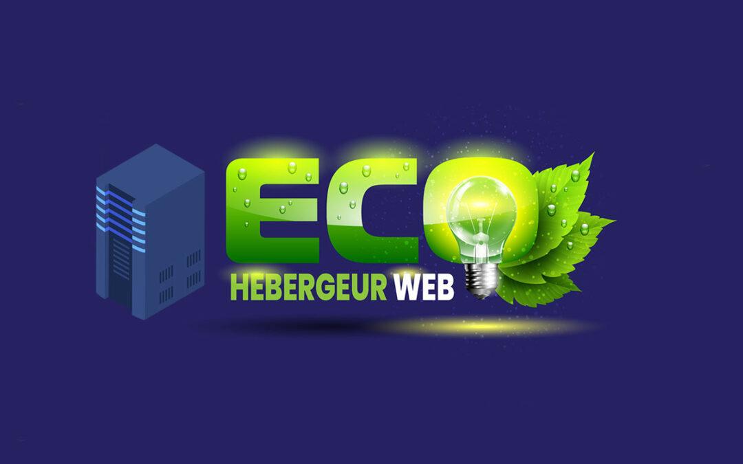 Hébergement web écologique | Créer un site internet éco responsable avec un Hébergeur Vert !